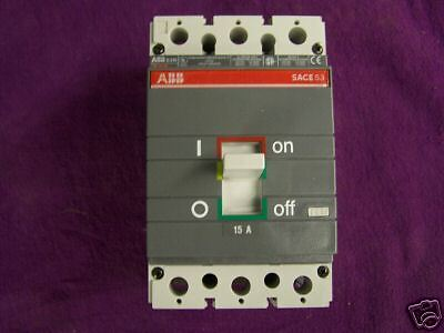 ABB S3NQ050TW Circuit Breaker NEW