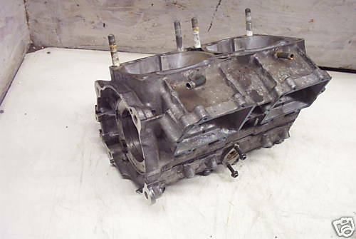 Arctic Cat F7 Crank Cases Crankcases f6 Firecat 700 Engine Fire Cat Artic Sled