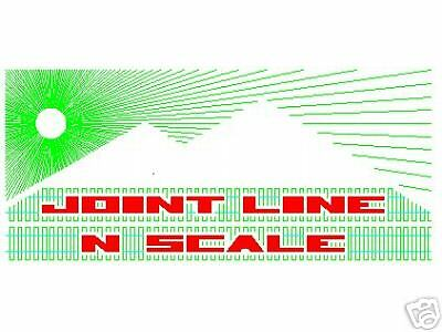 Joint Line N Scale
