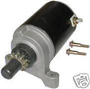 ELECTRIC STARTER MOTOR TECUMSEH ENGINE PART 37425 36914
