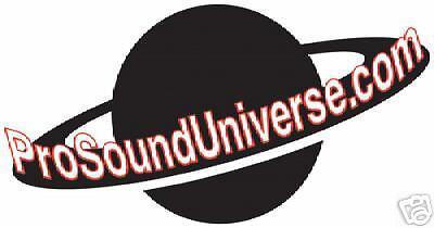 Pro Sound Universe