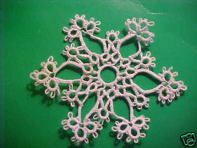 TATTING BY DOVE COUNTRY
