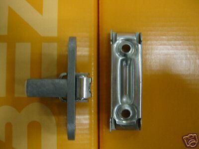 GEZE Balkontür Terassentür Nylon Rollschnäpper FT50 für Hebetüren und Fenster