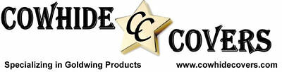 Cowhide Covers M/C Accessories