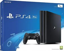 Sony PS 4 Pro 1TB inkl. Controller