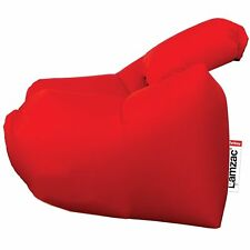 Lamzac Stoel Indoor Outdoor Camping High Back Inflatable Air Lounger Sofa Chair
