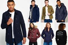 Neue Superdry für Männer und Frauen Jacken Versch. Modelle und Farben 2 3108