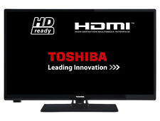 "Toshiba 24"" LED TV HD Ready 720p HDMI Refurbished"