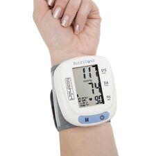 Bluestone Automatic LCD Blood Pressure and Pulse Monitor