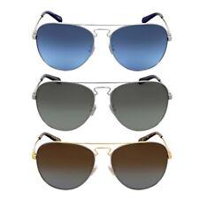 Coach Gradient Metal Aviator Sunglasses HC7069 - Choose color