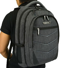 "Silverwood Softside 19"" Carry-on Lightweight Laptop & Tablet Backpack Travel Bag"