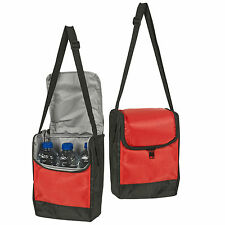 6 Cans Or 3 Bottles Thermal Cooler Picnic Beach Bag