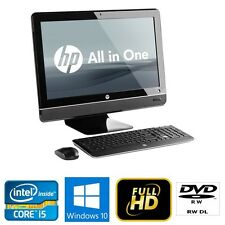 "HP Elite All-in-One (23"" Full HD Display, Intel Core i5, 500GB, 4GB, WiFi, DVDRW"