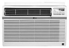 LG LW1216ER - 12,000 BTU 110V Window A/C: Remote & Window Accessories Included