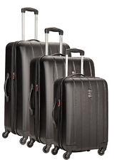 Delsey Luggage Volume Dlx Hardside 3 Piece Nested Spinner Luggage Set