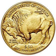 1 oz American Gold Buffalo Coin | Random Dates