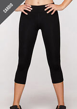 Women's Lorna Jane Activewear Ultimate Support 7/8 Tight