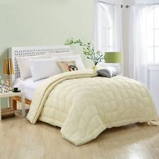 Microfibre Winter/Summer Quilts - All Sizes - 2 Quilts in 1
