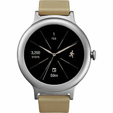 LG Watch Style Smartwatch w/ Android Wear 2.0 & Gorilla Glass 3 -Stainless Steel