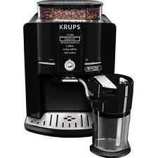 Krups EA82F8 LATT'ESPRESS, Kaffeevollautomat, schwarz